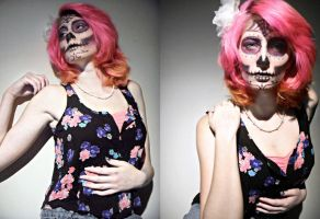 Sugar Skull Fun by XxXTABSXxX