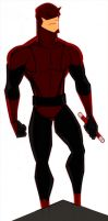 daredevil by samuraiblack