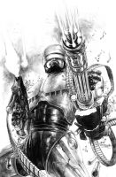 Robocop cover 2 by sjsegovia