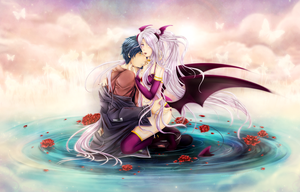 Dreams and Seduction by lainey-nesu
