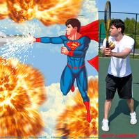 Superman Matt Lardieri By Ulics by zenx007