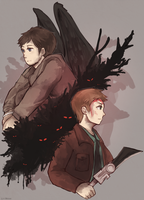 SPN - Purgatory by say0ran