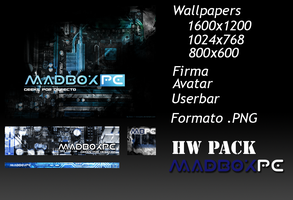 MadboxPC Hardware Pack by Snowpato