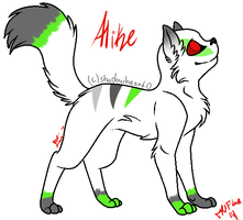 Alike Ref by ToriFlame