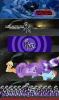 Showdown with Graynbow Dash Part 1 by MariovsSonic2008
