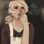 The Artist by sermna-insidia