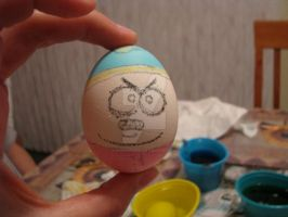 south park easter egg-cartman by corazongirl