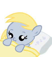 Baby Derpy Vector by jrk08004