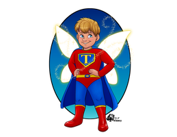 Super Tom - Commission by JessiRenee