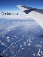 Those Mountains Below by Oinkment