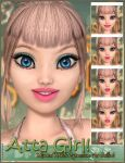 Atta Girl Mix And Match Expressions for Callie 6 by emmaalvarez
