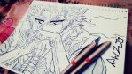 Cold As Ice- Toshiro Hitsugaya by Randazzle100