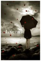 Love rain by pincel3d
