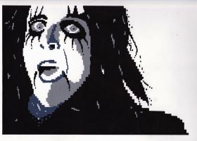 Alice Cooper by Saelian