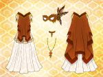 Hawk Dress Design by Eranthe
