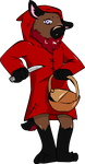 LaF ToT: Little Red Riding Bunny by Alcalius