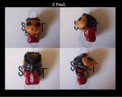 paul chibi slipknot first by slipkrich