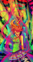 Electric Paradise by kaiser-mony