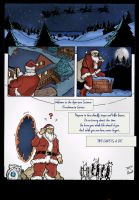 Portal 2 Christmas Comic by GreenBBB