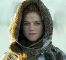 Game Of Thrones-Ygritte by pela5630