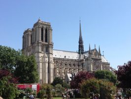 The Bells of Notre Dame by PrussianPersephone