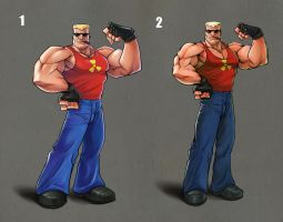 Duke Nukem by Dr-Salvador