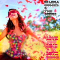 Selena Gomez Fan Made Cover 2 by therealkevinlevin