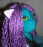 Teal Pretty Poppet Profile by Eliea