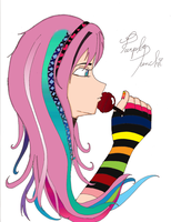 lollipop colored version by purplepunchi