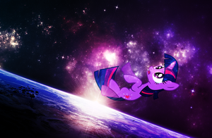 Falling Twilight | Wallpaper by arkkukakku112