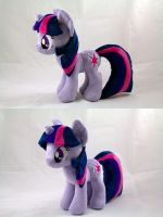 Twilight Sparkle by thurinus