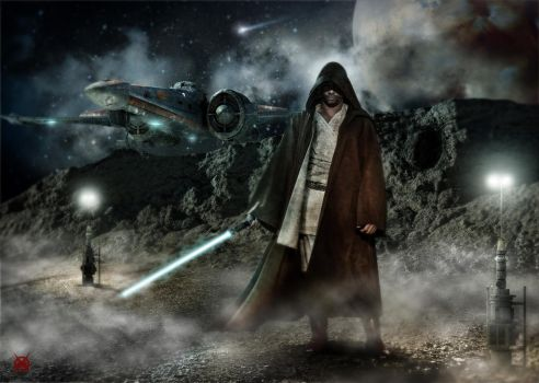 Star Wars Tribute - 3 by MeetMrCampbell