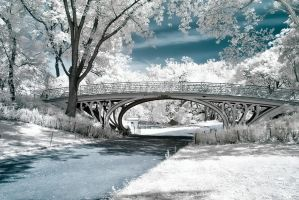 Gothic Bridge by Jax-Riley