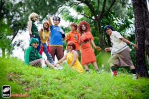 Digimon Adventures by Tsubasaglz