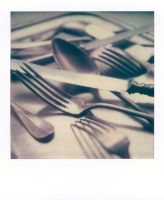 untitled silverware 1 by miemo