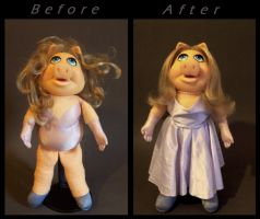miss piggy by nightwing1975