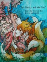 The Cherry Tree and the Fox by natsumi33
