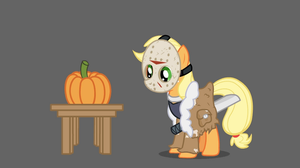 Night Mares of Ponyville - AppleJack by Poison--Hearts