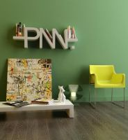 The green wall by pnn