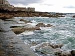 City by the Sea: St. Malo, Britanny by ScraNo