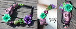 Day of the Dead Bracelet 2 - For Sale by enchantedsea