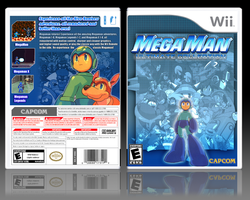 MegaMan Ultimate Collection by SonicSpeeder18