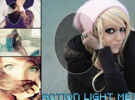 Action - Light Me by nataschamyeditions