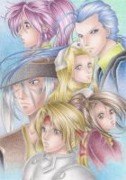 Tales of Phantasia by Rooro22