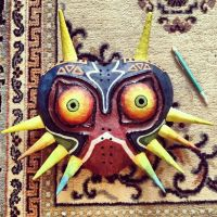 Majora's Mask replica by GeraldForester
