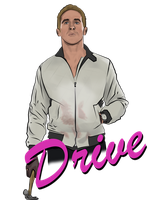 Ryan Gosling - Drive by HeavyMetalGear