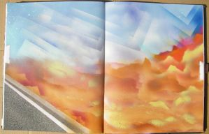 Dynamic Landscape - Sketchbook by archambers