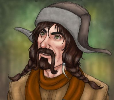Bofur by TheHellcow