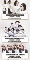 [180215]: Big share render pack : [HLNY #2] by Jenny3110