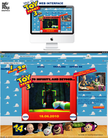 TOY STORY 3 WEB INTERFACE by paulapeke